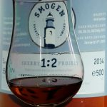 Smögen Sherry 1:2 Project 3 y.o 55,7%