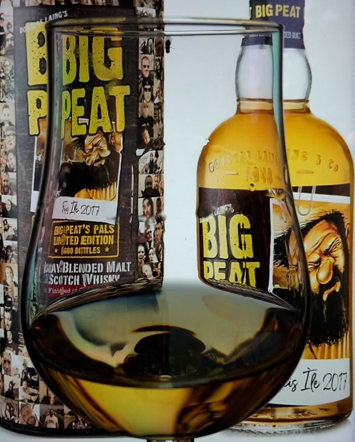 Big Peat Feis Ile 2017 (Sherry Finish) 48%