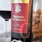 Marqués de Cáceres Crianza (2013) 13,5%
