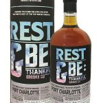 Port Charlotte 12 yo Syrah Cask Rest & be Thankful 63,3%