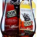 Peat's Beast Cask Strength Pedro Ximénez Sherry Cask Finish 54,1%
