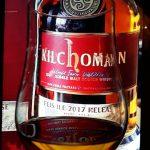 Kilchoman Feis Ile 2017 100% Islay 58%