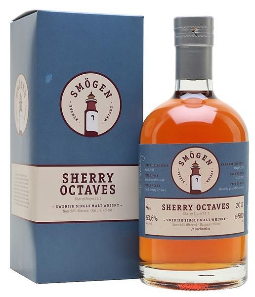 Nytt slpp: Single Cask 3/2010 - Smgen Whisky