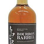 Tottori Bourbon Barrel 40% (blended)