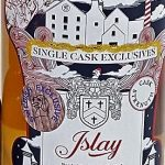 Creative Whisky Co. Islay 57,9% Single Cask Exclusives KD 2016 (Svenska Eldvatten)