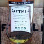 Daftmill 2005 Inaugural Release 55,8%