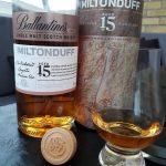 Ballantine's Miltonduff 15 y.o 40%