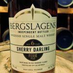 Bergslagens Sherry Darling Peat Ferie 6 y.o 46%