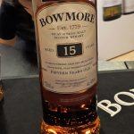 Bowmore 15, 43%