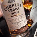 Cooper's Choice Bunnahabhain (2001) Sherry Cask 46%
