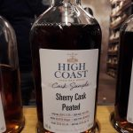 High Coast Sherry Cask Peated (45 ppm) 54%