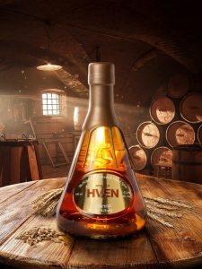 Spirit of Hven Hvenus Rye Whisky (2018) 45,6%