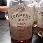 Cooper's Choice Ledaig (1998) 56,5% Cask #0035