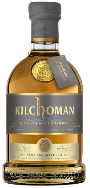 Kilchoman STR Cask Matured (2019) 50%