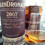 Glendronach 2007 Sherry Cask 11 Y.O 46% (Danish Retail Exclusive)