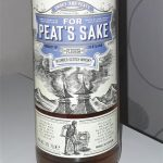 For Peat's Sake Scotch Whisky (blended) 40%