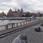 Gripsholms slott och hamnen