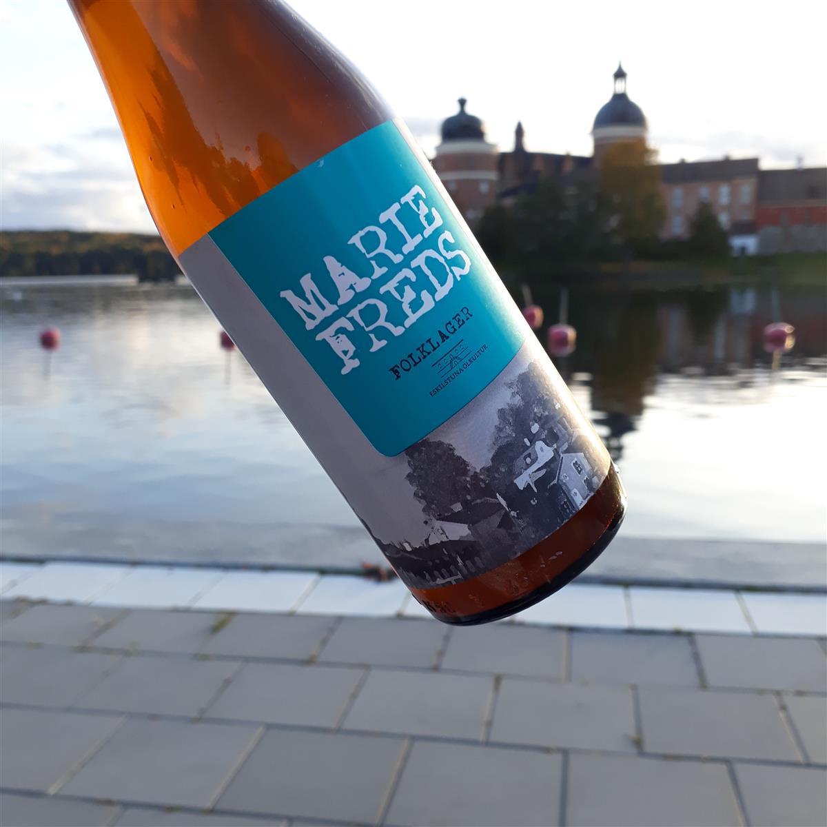 Mariefreds Folklager (Eskilstuna Ölkultur) 3,5%