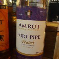 Amrut Port Pipe Peated 62,8%