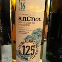 anCnoc 16 Year Old 125th Anniversary 56,3%