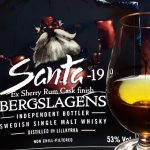 Bergslagens Santa -19, Ex Sherry Rum Cask Finish, 53%