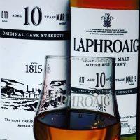 Laphroaig CS 10 y.o (batch 011) 2019 58,6%