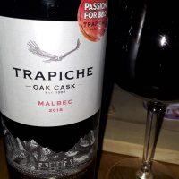 Trapiche Malbec Oak Cask (2018) 13,5%