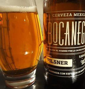 Bocanegra Pilsner 5%