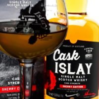 Cask Islay Sherry Edition (2019) 59,9%