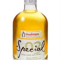 """Mackmyra Special 03 """"Små fat, stor smak"""" 48,2%"""