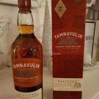Tamnavulin Sherry Cask Edition 40%