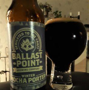 Ballast Point Winter Mocha Porter 6%