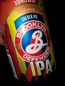 Brooklyn Defender IPA (2019) 5,5 %