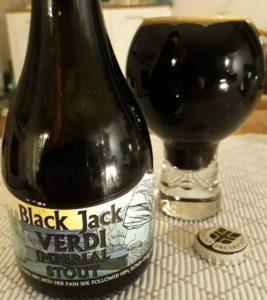 Black Jack Verdi Imperial Stout (Birrificio Del Ducato) 8,2%