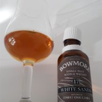 Bowmore White Sands 17 y.o 43%