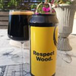 PangPang Respect Wood. (Barrel Aged Imperial Stout) 11,5%