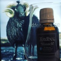 Ardbeg BlaaacK - Committee 20th Anniversary - Limited Edition, 46%