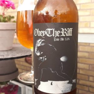 Beerium Obey the Riff (Pale Ale) 5,3