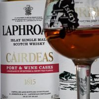 Laphroaig Càirdeas Port & Wine Casks (2020) 52%