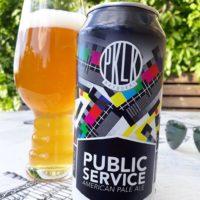 PKLK Public Service American Pale Ale 4,8%