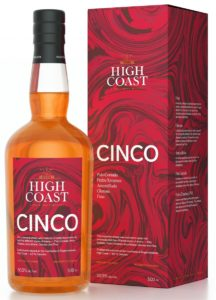 High Coast Cinco (2020) 50,5%