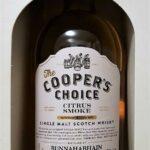 Cooper's Choice Bunnahabhain Citrus Smoke (White Port Finish) 58%