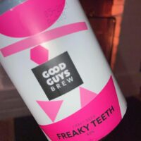 Good Guys Brew Freaky Teeth