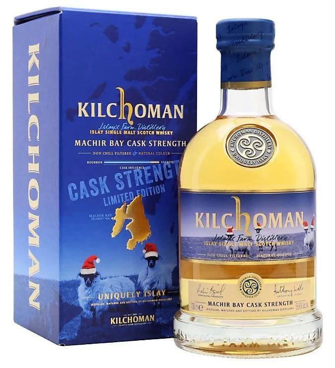 Kilchoman Machir Bay Cask Strength (2020) 58,6%
