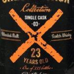 Svenska Eldvatten Sherry Cask Collection Cask 03 (1993) 23 y.o 53,9%