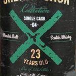 Svenska Eldvatten Sherry Cask Collection Cask 04 (1993) 23 y.o 54,1%