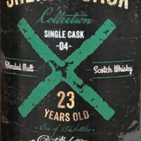 Svenska Eldvatten Sherry Cask Collection Cask 04 (1993) 23 y.o 54,1%