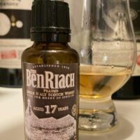 Benriach Peated Septendecim 17 YO 46%