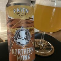 Northern Monk Faith Hazy Ale 5,4%
