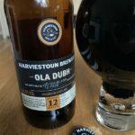 Harviestoun Brewery Ola Dubh Special 12 Reserve Highland Park Whisky Casks 8%